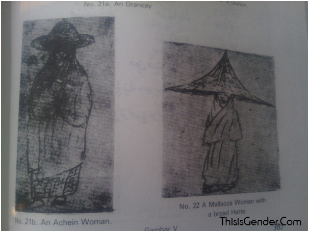Ilustrasi Peter Mundy dalam buku Denys Lombard, 'Kerajaan Aceh Jaman Sultan Iskandar Muda (1607-1636)', hlm. 365.